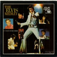Elvis Presley - The Elvis Medley/Blue Suede Shoes (RCA 476) Gloss Sleeve